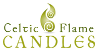 Celtic Flame Candles